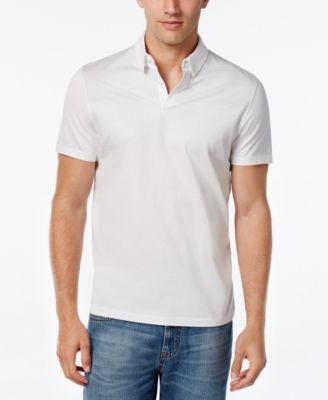Alfani Men's Soft Cotton Polo, Only at Vogily