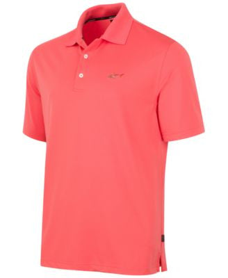 Greg Norman for Tasso Elba Big & Tall 5 Iron Performance Golf Polo