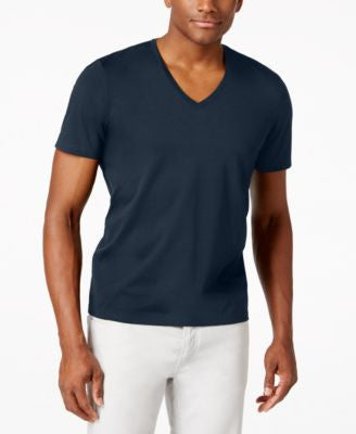 INC International Concepts Men's Kenny V-Neck Short-Sleeve T-Shirt, Only at Vogily