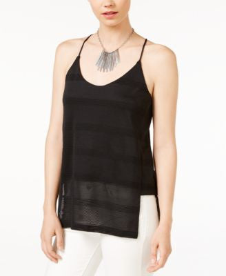 Armani Exchange Perforated Camisole