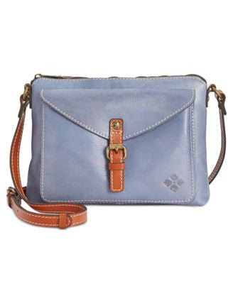 Patricia Nash Avellino Top Zip Crossbody