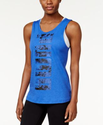 Puma dryCELL Graphic Logo Tank Top
