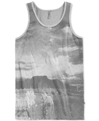 Ambig Men's Graphic-Print Tank Top