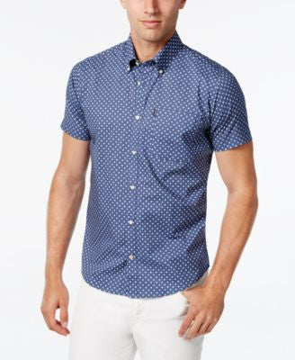 Barbour Men's Lloyd Short-Sleeve Shirt