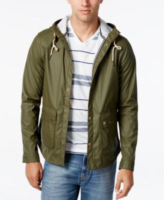 Barbour Men's Reelin' Hooded Jacket