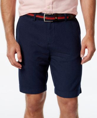 Tommy Hilfiger Men's Jon Classic-Fit Dobby Shorts