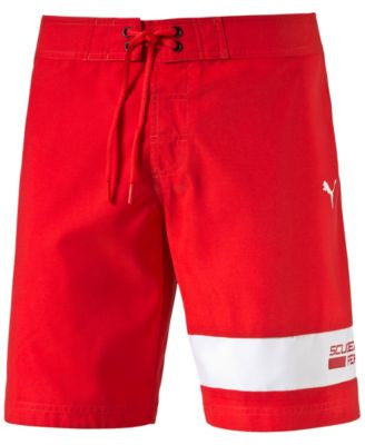 Puma Men's Ferrari Boardshorts