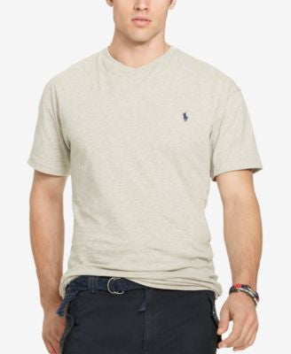 Polo Ralph Lauren Big & Tall Men's Jersey V-Neck T-Shirt