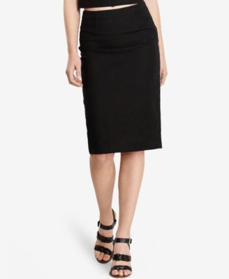 Polo Ralph Lauren Tweed High-Waist Pencil Skirt