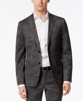 Michael Kors Men's Camo Blazer