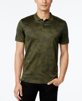 Michael Kors Men's Camo Polo
