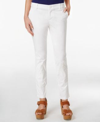 Tommy Hilfiger Hampton Lace-Detail Pants
