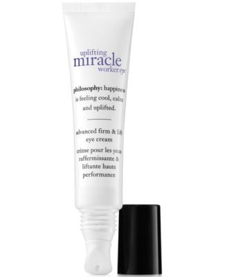 philosophy uplifting miracle worker eye cream, 0.5 oz