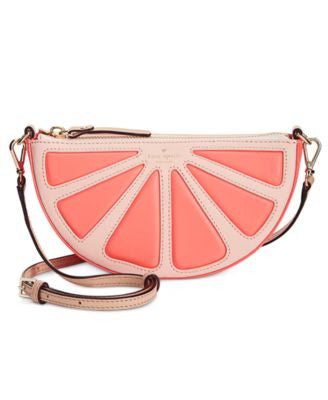 kate spade new york Grapefruit Slice Crossbody
