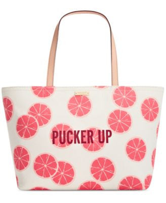 kate spade new york Pucker Up Francis Tote