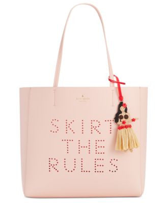 kate spade new york Skirt The Rules Hallie Tote
