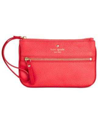 kate spade new york Cobble Hill Bee Wristlet
