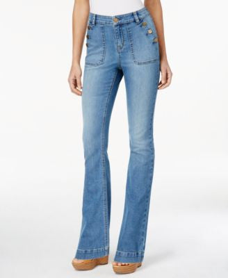Style & Co. Boot-Leg Austin Wash Jeans, Only at Vogily