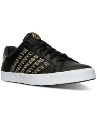 K-Swiss Women's Belmont SO Snake Casual Sneakers from Finish Line