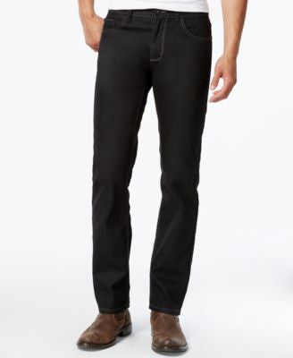 Ring of Fire Men's Slim Straight-Leg Jeans, Park La Brea Wash
