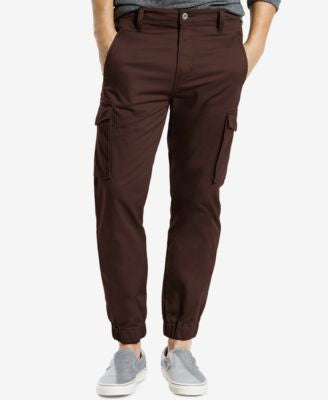 Levi's Men's Banded Slim-Fit Cargo Joggers