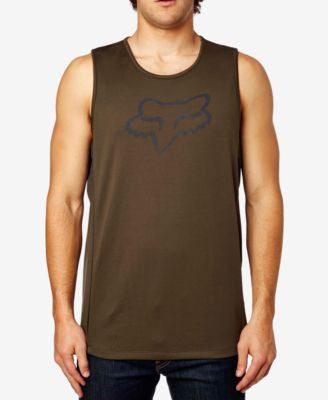 Fox Men's Graphic-Print Tank Top