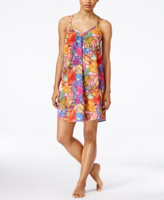 Lauren Ralph Lauren Tropical-Print Nightgown