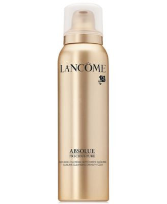 Lancôme Absolue Precious Pure Sublime Cleansing Creamy Foam, 5 oz