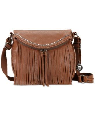 The Sak Silverlake Fringe Leather Crossbody