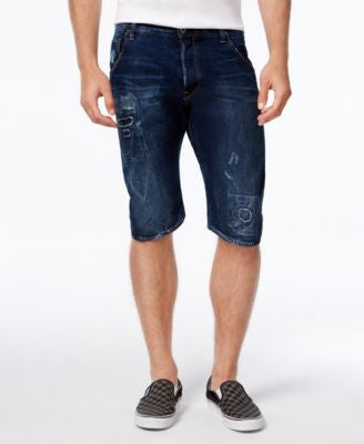 GStar Men's Tapered Denim Shorts