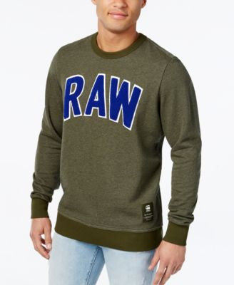 GStar Men's Graphic-Print Sweatshirt