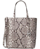 MICHAEL Michael Kors Hayley Medium North South Top Zip Tote