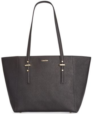 Calvin Klein Saffiano East West Tote