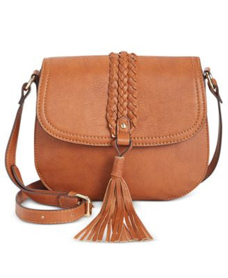 INC International Concepts Islaa Saddle Bag, Only at Vogily