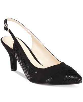 Karen Scott Ghwen Pointed-Toe Pumps, Only at Vogily