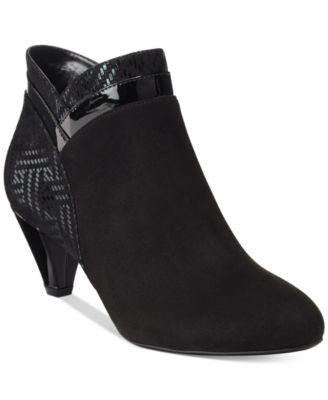 Karen Scott Cahleb Dress Booties, Only at Vogily