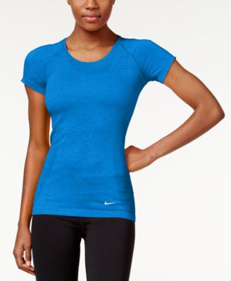 Nike Dri-FIT Knit Short-Sleeve Running Top