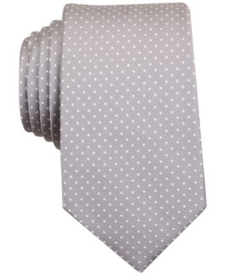 Nautica Men's Mast Dotted Silk Tie