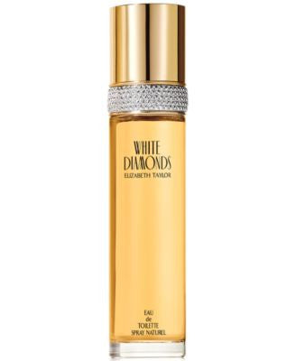 White Diamonds by Elizabeth Taylor Eau de Toilette Spray Naturel, 1.7 oz.