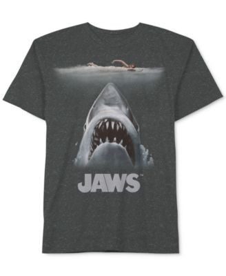 Jem Men's Jaws Graphic-Print T-Shirt