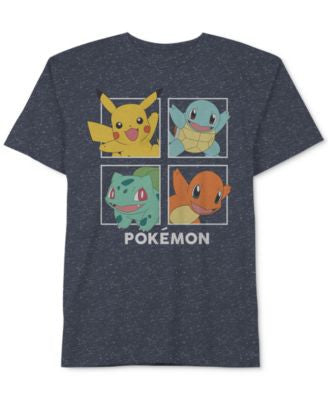 Jem Men's Pokémon Graphic-Print T-Shirt