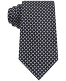 Club Room Men's Geo-Pattern Classic Tie, Only at Vogily
