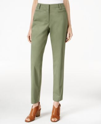 Style & Co. Petite Slim-Fit Cropped Pants, Only at Vogily