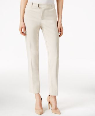 Charter Club Extended-Tab Ankle Pants, Only at Vogily