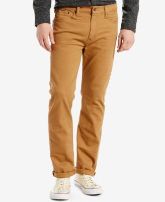 Levi's® Men's 513 Slim-Fit Straight-Leg Jeans