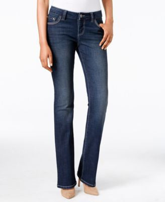 Lee Platinum Slender Secret Saira Persian Wash Bootcut Jeans