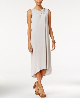 Bar III High-Low Midi Shift Dress, Only at Vogily