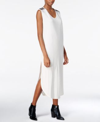 Bar III Sleeveless Midi Dress, Only at Vogily