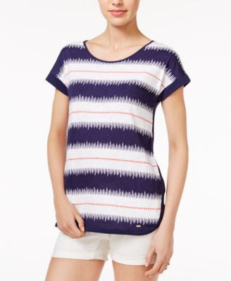 Tommy Hilfiger Renata Printed T-Shirt, Only at Vogily