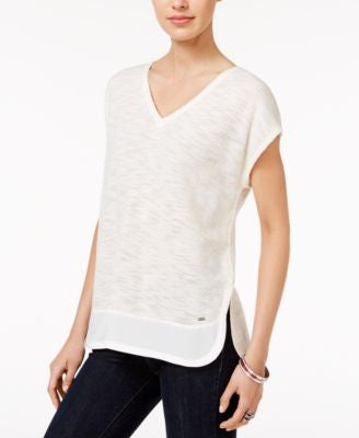 Tommy Hilfiger Devon Contrast Top